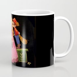 One kiss One up! Coffee Mug