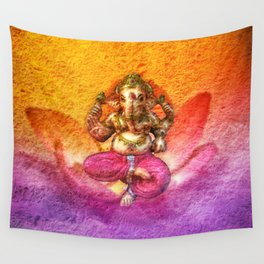 Ganesha Wall Tapestry