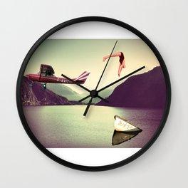 Coste de oportunidad Wall Clock