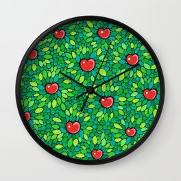 Ode to Harvest Wall Clock