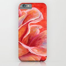 Rose Flower Bud iPhone 6s Slim Case