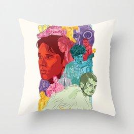 DGHDA Throw Pillow