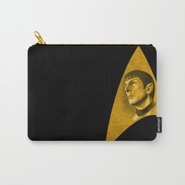"Homage to Leonard Nimoy - Mr. Spock ""Star Trek"" Carry-All Pouch"