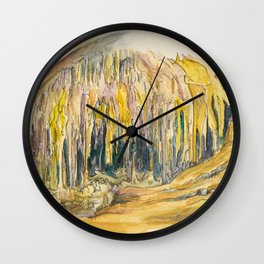 Carlsbad Cavern National Park Wall Clock