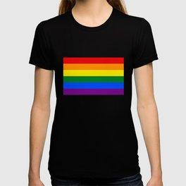 Rainbow Pride Flag T-shirt