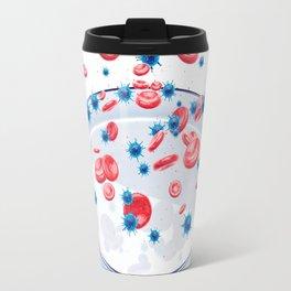 Health research Travel Mug
