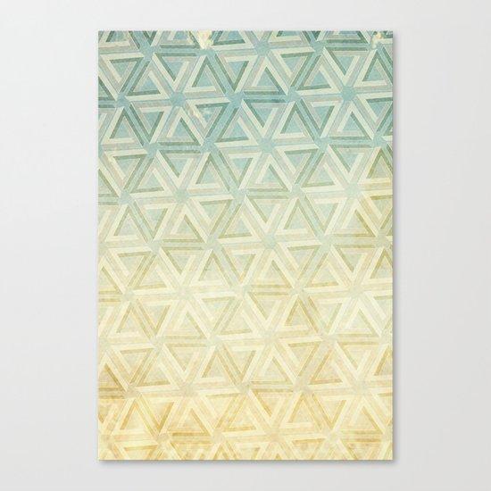 escher pattern Canvas Print
