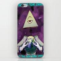 illuminati iPhone & iPod Skins featuring Illuminati  by Static-Thing
