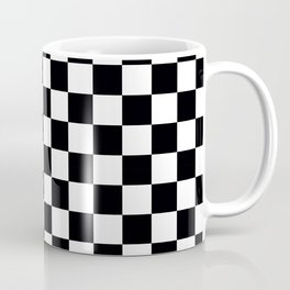 Checkered Flag Coffee Mug