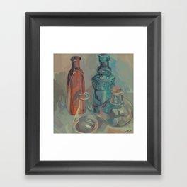 Decommissioned 05 Framed Art Print