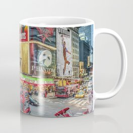 Times Square II Coffee Mug