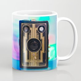 Vintage Art Deco Camera Coffee Mug