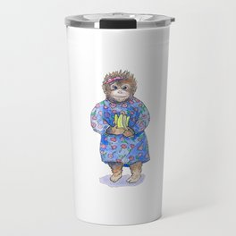 Generous Orangutan Travel Mug