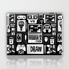 It's a Game Dev World Laptop & iPad Skin