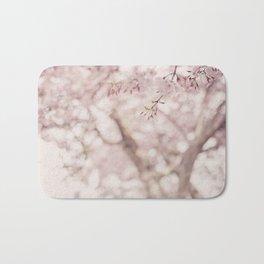Pastel sakura Bath Mat