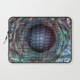 Rails in Space Laptop Sleeve