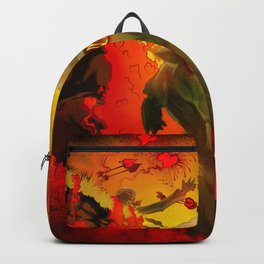Love Is In The Air! Backpack