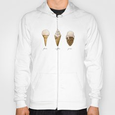 Ice Cream Cones Hoody