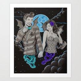 Compromise Art Print