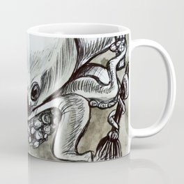 Multitasking Octopus Coffee Mug