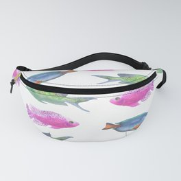 Late for School Fanny Pack