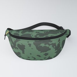 Military pattern Fanny Pack