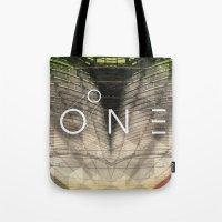 bones Tote Bags featuring Bones by Vin Zzep
