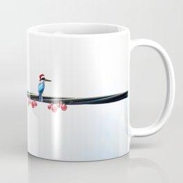 Tis The Season - Kingfisher Coffee Mug
