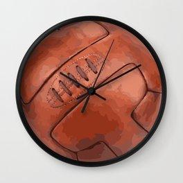 World Cup Soccer Ball - 1930 Wall Clock