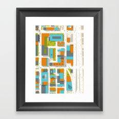 Ground #04 Framed Art Print