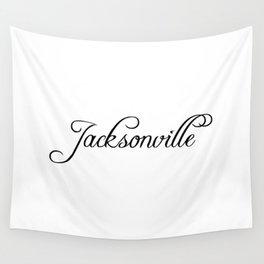 Jacksonville Wall Tapestry