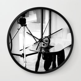 slaving  Wall Clock