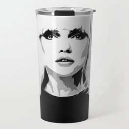 Debbie Harry Travel Mug