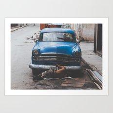 Havana VII Art Print