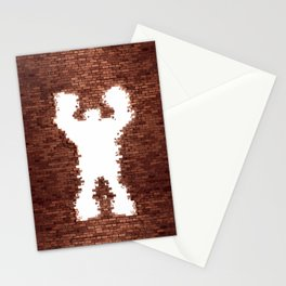 Wreck It - Ralph Stationery Cards