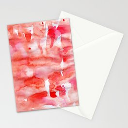 Watercolor series #4A Stationery Cards