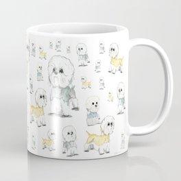 Dandie Melange - Dandie Dinmont Terrier Coffee Mug
