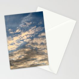 Adirondack Sunset Clouds Stationery Cards