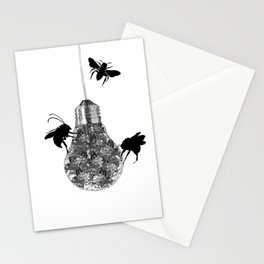 "Brix and Bailey ""Light Me Up"" Stationery Cards"