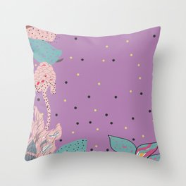 collection reve Throw Pillow