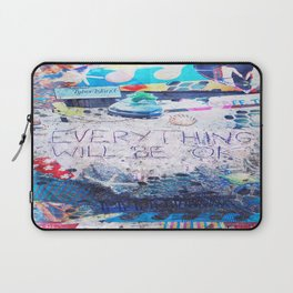 Tybee Island, GA Laptop Sleeve