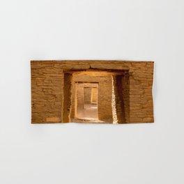 Chaco Ancient Doors Hand & Bath Towel