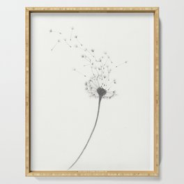 Dandelion Serving Tray
