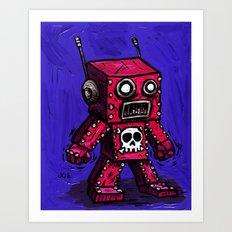 Destructo! Art Print
