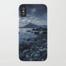 Elgol Beach iPhone Case