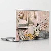 jazz Laptop & iPad Skins featuring JAZZ by Andreas Derebucha