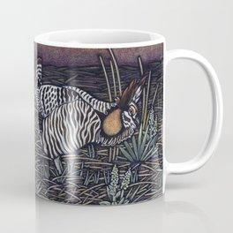 Prairie Chickens Coffee Mug
