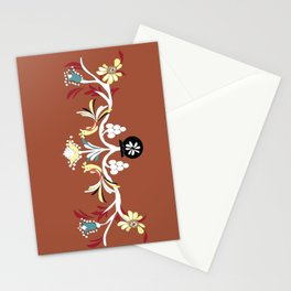 The Red Design Stationery Cards