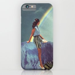 GET OVER IT iPhone Case