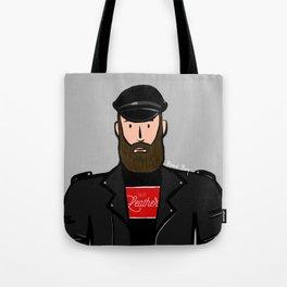 Beard Boy: Martin Tote Bag